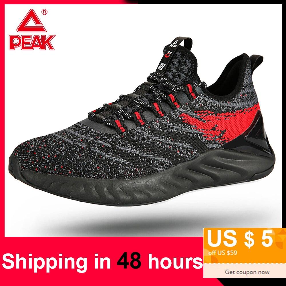 Пиковая Мужская обувь TAICHI, Адаптивная обувь для бега, поглощающая ударные технологии, легкие спортивные кроссовки для фитнеса, кроссовки дл
