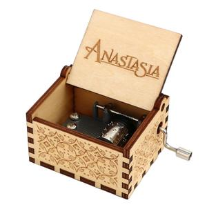 Engrave Handmade Wooden Anasta