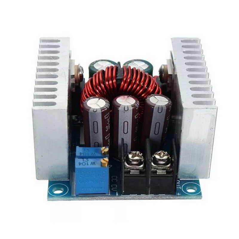 DC-DC 300W 20A courant Constant réglable abaisseur module Buck convertisseur DC 6-40V carte de tension d'alimentation Protection contre les courts-circuits