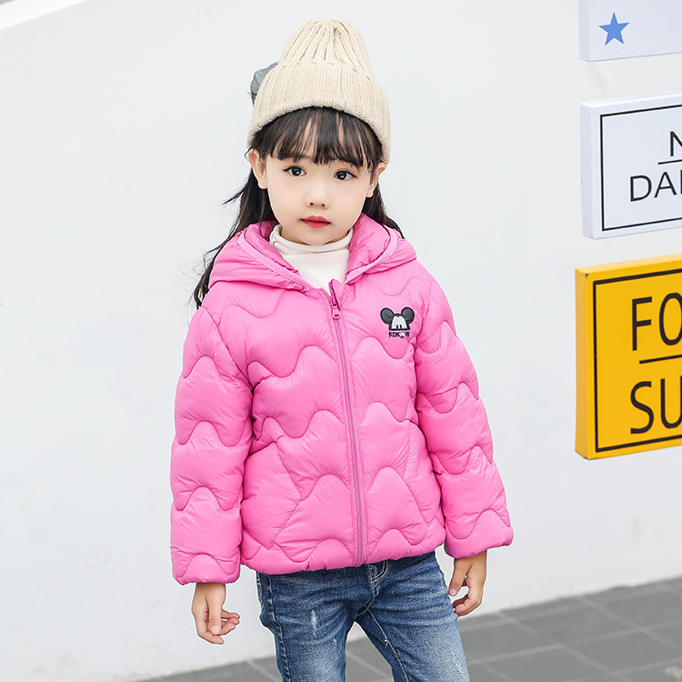 Mickey Mouse Boys Down Jacket