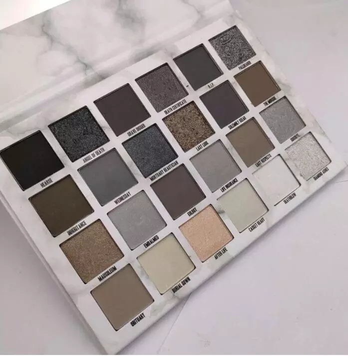 Newest Five Star Cremated MAKEUP Eyeshadow Palette