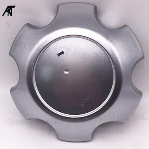 Image 5 - غطاء مركز العجلة من الكروم ، غطاء محور السيارة Toyota TY199