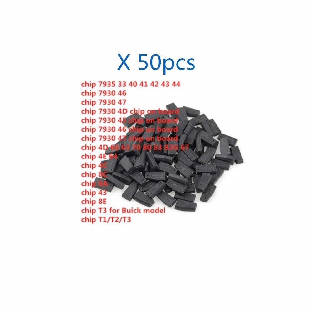 Xhorse 50/100 шт. VVDI супер чип XT27 чип для ID46/40/43/4D/8C/8A/T3/47/41/42/45 для VVDI2 VVDI Key Tool /Mini Key Tool