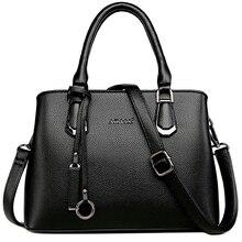 Luxury Women Genuine Leather Handbag Designer Female Shoulder Bag Fashion Ladies Messenger Tote Bags For Women Bolsas sac a mian