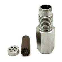 Sensor de oxígeno O2 M18X1.5, extensor espaciador, adaptador Bung, catalizador, eliminador CEL para comprobar la luz del motor, accesorios para coche