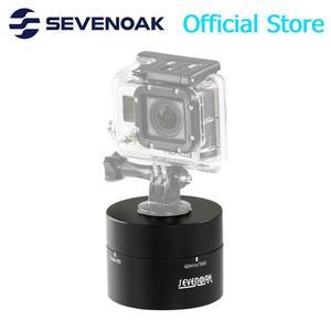Sevenoak панорамная камера с поворотом на 360 градусов и поворотом на 360 градусов, стабилизатор главный для Gopro Phone Hero 3 + 4
