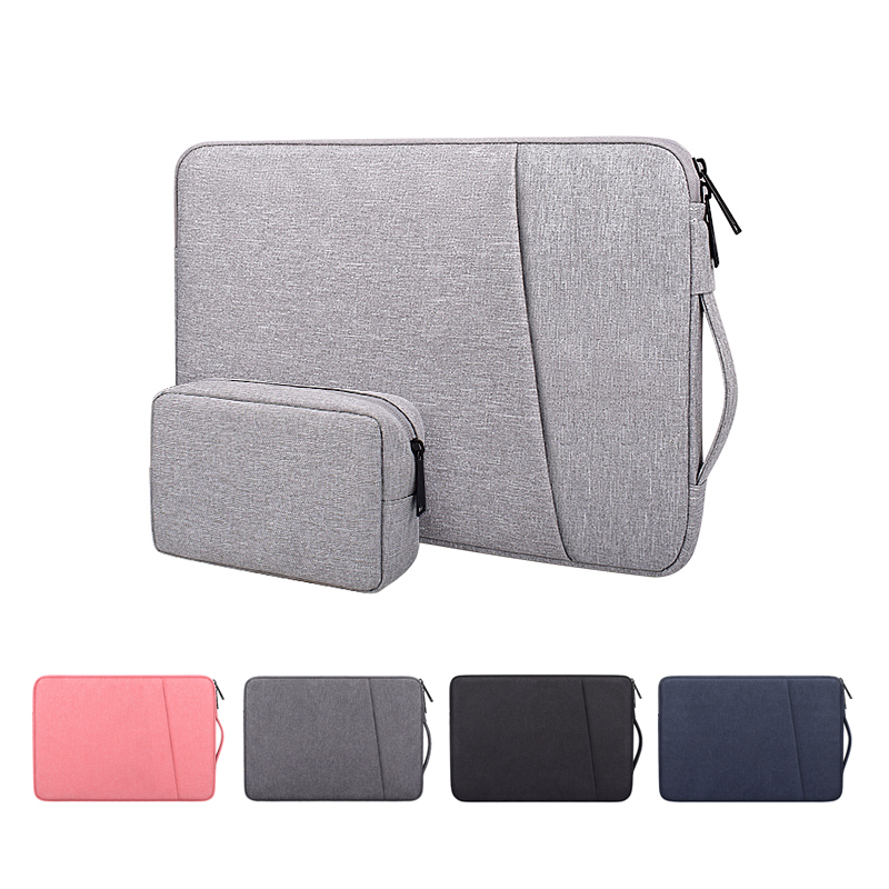 Portable Waterproof Laptop Case Notebook Sleeve 13.3 14 15 15.6 inch For Macbook Pro Computer PC Bag HP Acer Xiami ASUS Lenovo