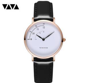 Image 2 - Fashion Design Nylon Women Watch Ladies Quartz Wristwatch Leather Strap ALL match Dress Clock Female montre femme 2019