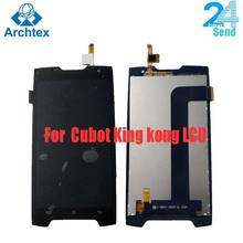 цена на For  Original Cubot Kingkong LCD Display With Touch Screen Digitizer Assembly Replacement 5.0