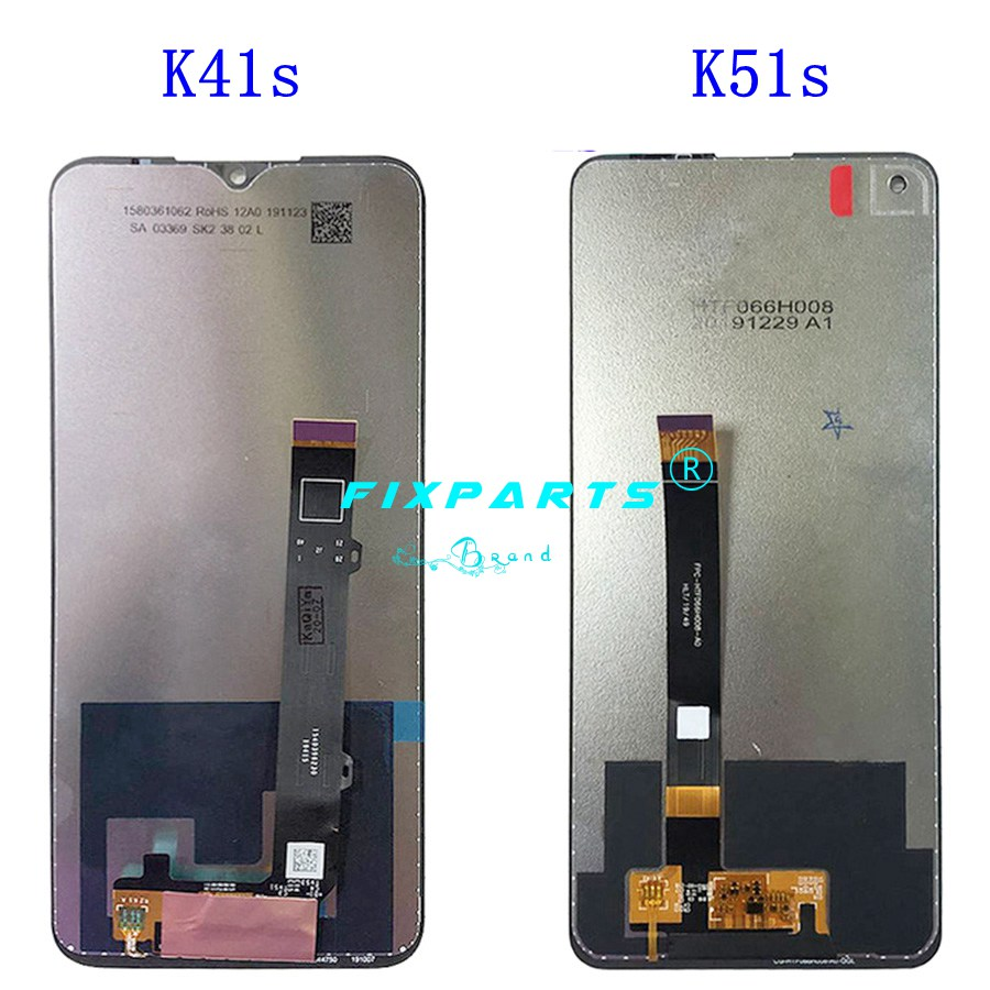 LG K41S K51S LCD Display