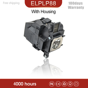 Image 1 - High quality Projector Lamps ELPLP88 for EPSON EB S04/EB S31/EB W31/EB W32/EB X31/EB 97H with Housing