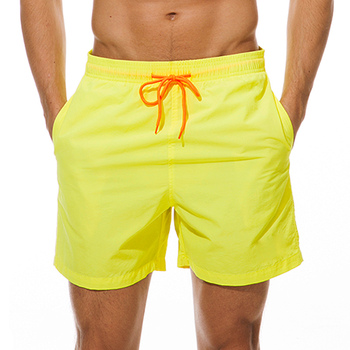 ESCATCH Mens Swimwear Swim Shorts Trunks Beach Board Shorts Swimming Pants Swimsuits Mens Running Sports Surffing Shorts 19