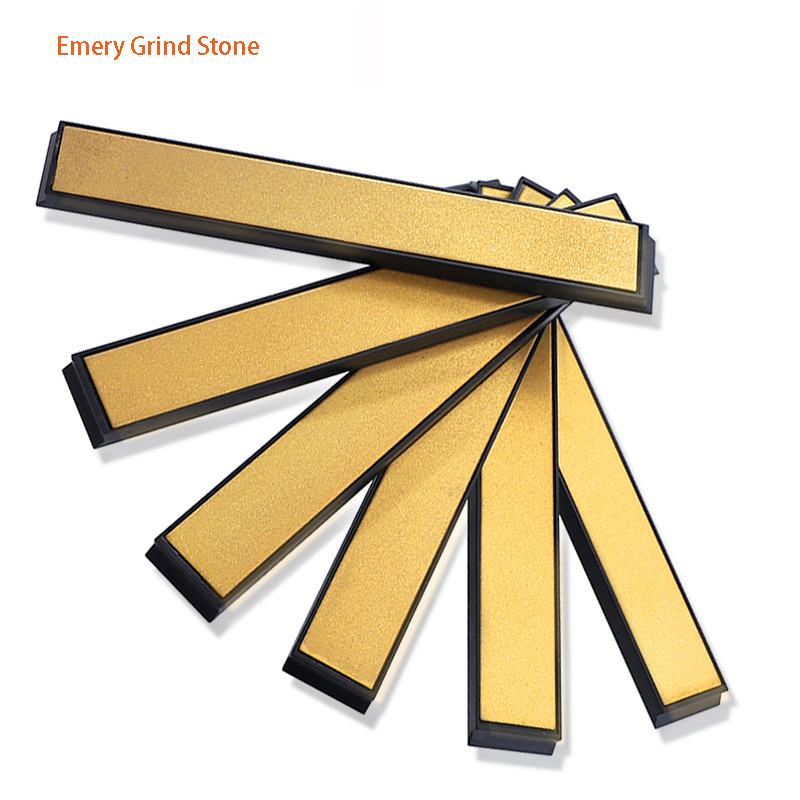 New 80#~2000# Grits Emery Grindstone 160*23*8mm Abrasive Materials For Hand Tools/Kitchen Tools Knife Polishing Sharpener