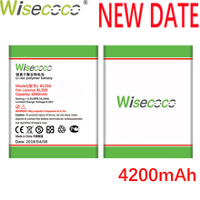 WISECOCO 4200mAh BL259 Battery For Lenovo vibe k5 plus K32C30 K32C36 Mobile Phone Latest Production With Tracking Number