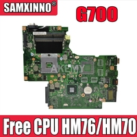 G700 motherboard für For Lenovo G700 laptop motherboard BAMBI mainboard mit GPU 11SN0B5M11 11S90003042 original mainboard