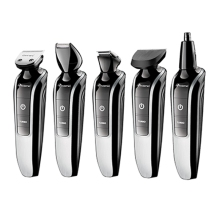 7in1 washable electric hair trimmer beard trimer hair clipper stubble shaver mustache shaper hair cutting machine haircut