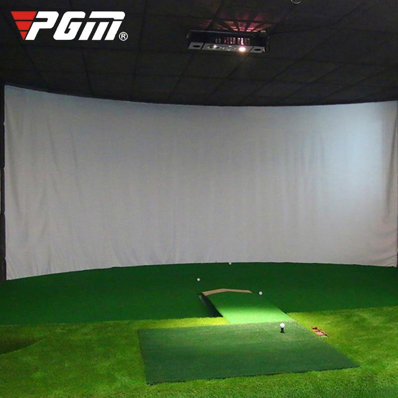PGM Indoor Golf Simulator Curtain Strike Cloth Target Cloth Projection Cloth MNQ003