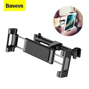 Holder For Tablet PC Auto Car Back Seat Headrest Mounting Holder Tablet Universal For 7-11 Inch For Ipad Xiaomi Samsung(China)