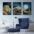 Современный домашний декор, современные модные картины в коридоре, креативные нишевые уникальные картины для украшения стен гостиной, спал...