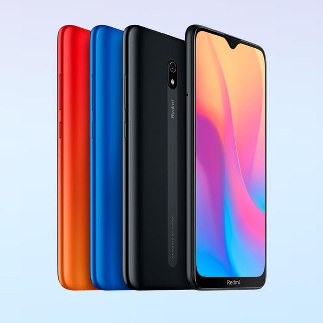 """Original Xiaomi Redmi 8A 8 A 4GB RAM 64GB ROM Mobile Phone Snapdragon 439 Octa Core 6.22"""" 5000mAh 12MP Camera Smartphone Type-C 2"""