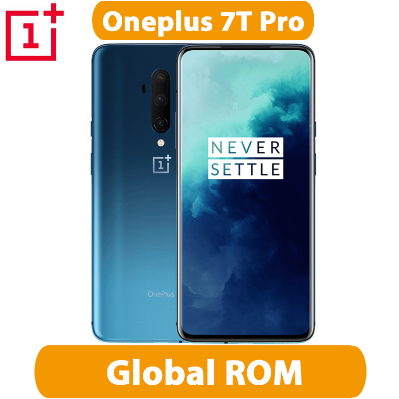 2019 OnePlus 7T Pro Global ROM Snapdragon 855 Plus 8GB 256GB 6.67'' Fluid AMOLED 90Hz Refresh Rate Screen 48MP Triple Cam 4085mA|Cellphones| - AliExpress