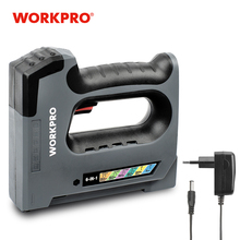 WORKPRO 6 In1 3,6 V Heavy Duty Tacker Rechargable Cordless Tacker Für Haus Dekor Renovierungen Polster, dekoration
