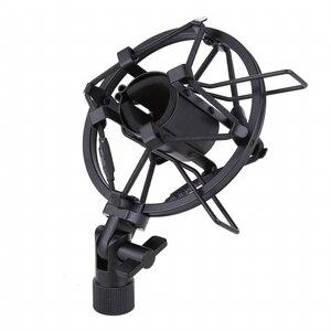Image 2 - Metalen Shockmonut Studio Opname Microfoon Shock Mount Spider Mic Houder Clip