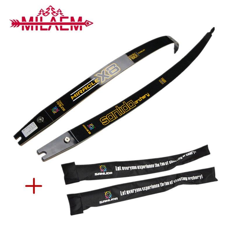 1 Pair Archery X8 ILF Limbs 68