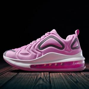 Image 5 - Qzhsmy Mannen Gevulkaniseerd Vrouwen Mutlicolor Schoenen Sneakers Mesh Lente Herfst 2019 Casual Big Size Zapatos Zapatillas Hombre Tenis