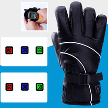 Motorcycle Racing Heating Gloves Temperature Warm Electric Battery Heated Gloves Winter Outdoor Sports Bicycle Ski Skiing Gloves savior motorcycle heating gloves riding racing biking winter sports electric rechargeable battery heated warm gloves cycling