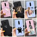 Fall Für Xiaomi Redmi 8 Fällen Redmi 8A Zurück Abdeckung Coque Cartoon Fundas Weiche TPU Telefon Tasche für Xiaomi Redmi 8 8A A8 Redmi8 Stoßstange