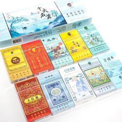 Zdrowa herbata tytoń herbata natura herbata ziołowa dym dziesięć smak chiński papieros rzucić palenie jasne płuca bez tytoniu bez nikotyny