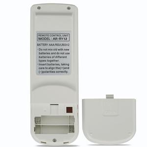 Image 4 - Air Conditioner conditioning  remote control suitable for fujitsu AR RY12 AR RY13 AR RY3 AR RY4 AR RY14 AR RY11