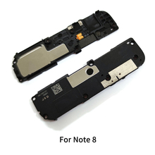 10PCS Loud Speaker For Xiaomi Redmi Note8 / Note 8 Pro Loudspeaker Buzzer Ringer Flex Cable Repair Parts