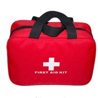 Акция, аптечка для первой помощи, большая Автомобильная Аптечка, большой открытый аварийный набор, сумка для путешествий, кемпинга, выживан...