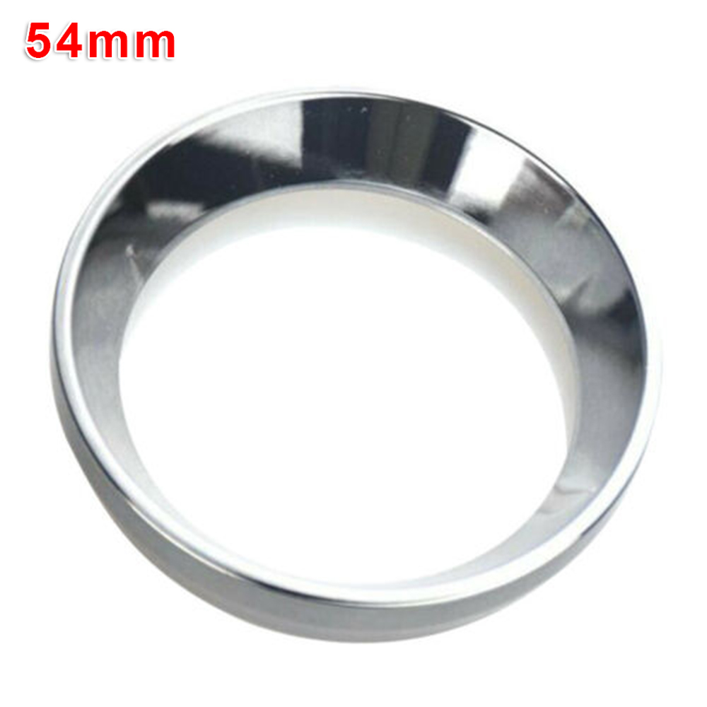 Coffee Dosing Ring Dose Funnel DIY Tool Aluminum Universal Dia 51/54/58mm Durable Gift For Coffee Lovers