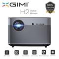 Цифровой Full HD проектор XGIMI H2  1080p  1350Ansi люменов  4K проектор  поддержка 3D  Android  Wi-Fi  Bluetooth  домашний кинотеатр с глобальной прошивкой