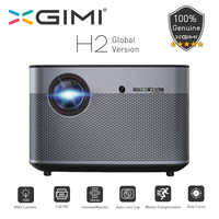 XGIMI H2 proyector DLP 1080P Full HD 1350 lúmenes Ansi 4K proyector 3D apoyo Android Wifi Bluetooth casa teatro versión Global