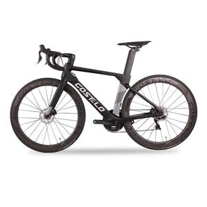 2020 Costelo Aerocraft carbon fiber road bike frame complete bicycle 5D handlebar 50mm wheels group R8020 R8070