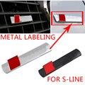 1 шт. металлический автомобильный серебристый черный значок-эмблема наклейка Аксессуары для Audi A6 C6 C7 A1 B6 B7 B8 A5 C5 A7 TT Q3 Q2 Q5 Q7 quattro