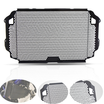 Motorcycle Radiator Grille Guard Cover FOR Yamaha Tracer 900 ABS Radiator Guard 2015 Tracer 900 GT Radiator Guard 2018