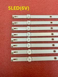 Image 5 - חדש ערכת 8 PCS 5LED או 6LED LED תאורה אחורית רצועת עבור 55PUF6092 K550WDC1 A2 4708 K550WD A2113N01 471R1P79 4708 K55WDC A1113N01