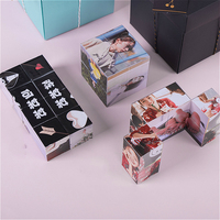 Customized explosion box Valentine's Day diy album photo unlimited flip commemorative day birthday gift photo manual creative