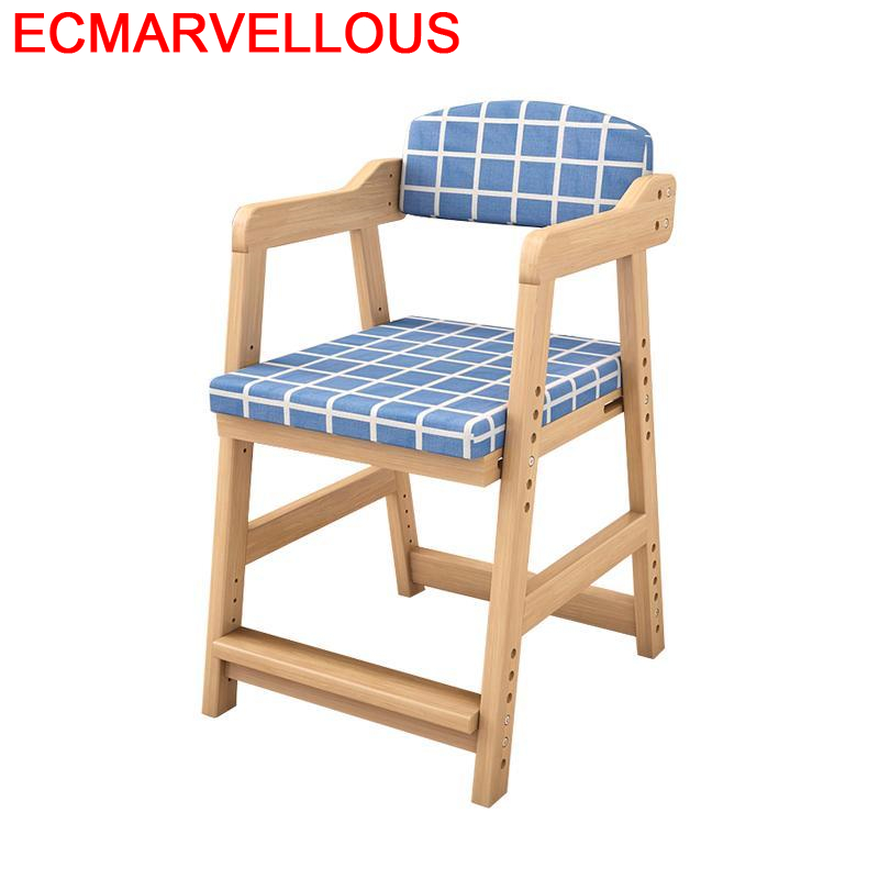 Pour Table Dinette Couch Meble Dzieciece Mobiliario Adjustable Kids Baby Chaise Enfant Cadeira Infantil Furniture Children Chair