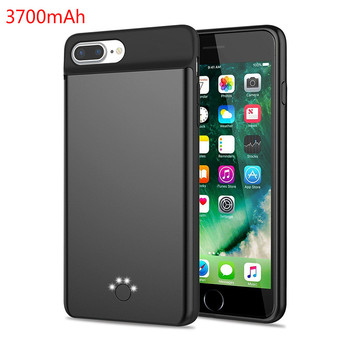 Battery Charger Case For iPhone 6 s 6s 7G 8G Plus Power Bank Charging Powerbank Case For iPhone8 7P 8Plus Battery Case image