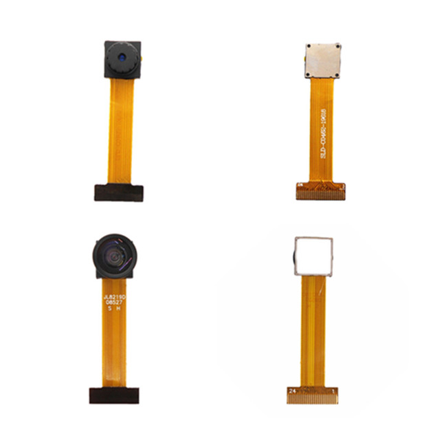 4 Centimetri 66/160 Gradi ESP32 OV2640 2 Megapixel Csi Interfaccia Del Modulo Della Macchina Fotografica Adatto per ESP32