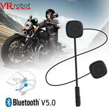 VR robot Bluetooth 5,0 Moto шлем гарнитура беспроводная гарнитура стерео наушники мотоциклетный шлем наушники MP3 динамик