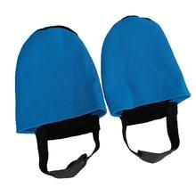 1 пара туфли для боулинга ползунок Cover Protector-отличное дополнение к вашему обувь для боулинга-прочный и нескользящей подошвой