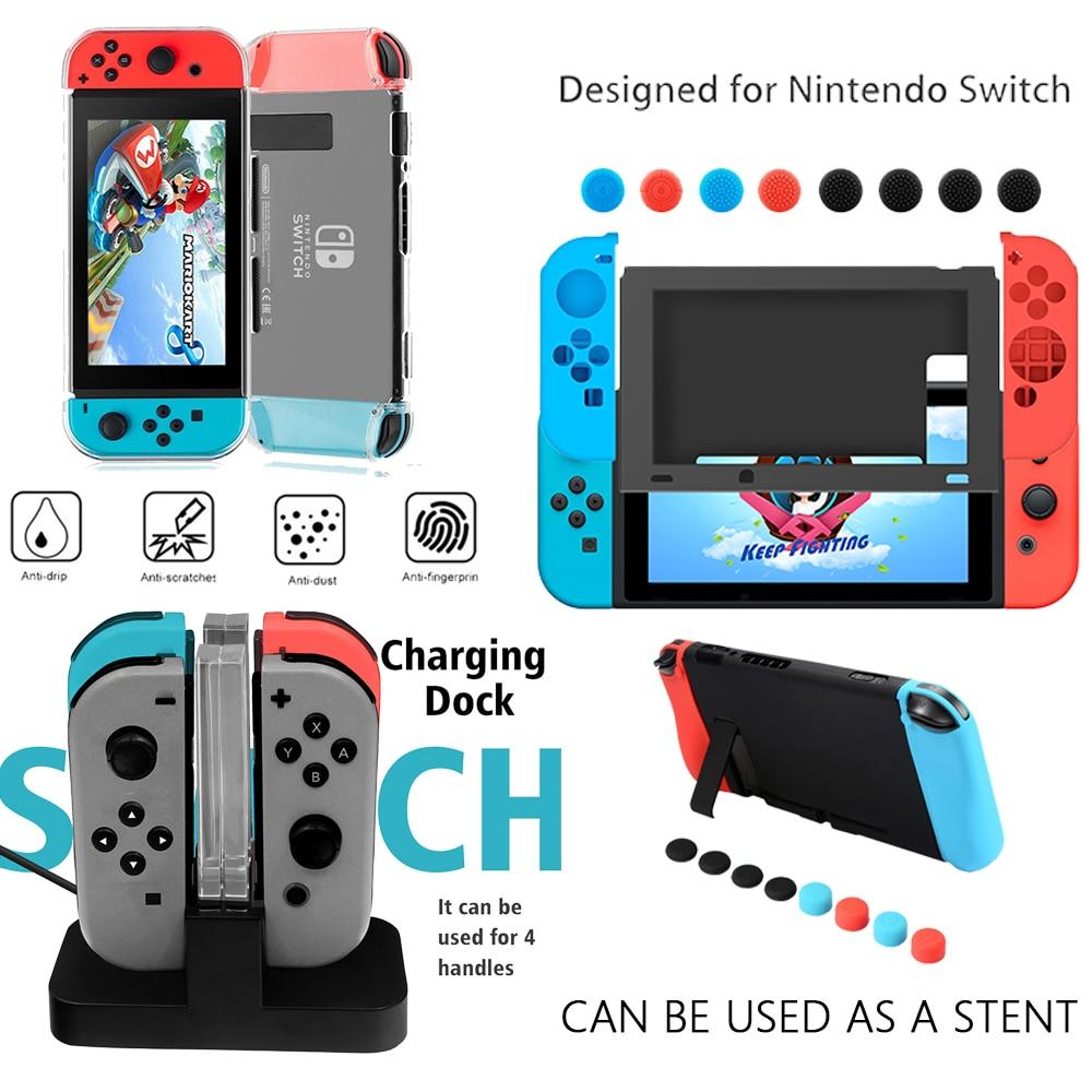Játék kiegészítők szett a Nintendo Switch - Játékok és tartozékok - Fénykép 5