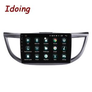 Image 4 - Idoing автомобильный мультимедийный плеер на Android, экран 10,2 дюйма, 4 Гб + 64 ГБ